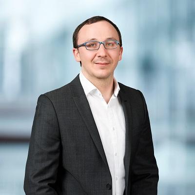 Alexander Wegner - Technischer Innendienst